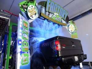 Truck Starts Full Service Detailing at Utah Wash Factory | Wash Packages